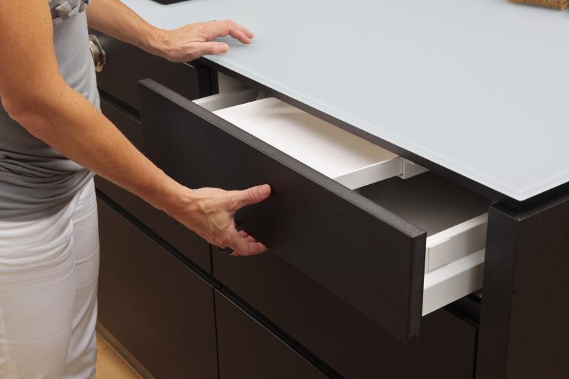The Crumb Drawer Zentralstaubsauger Ch
